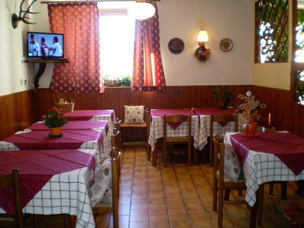 Il ristorante Gionghi (Lavarone) Fior di Roccia