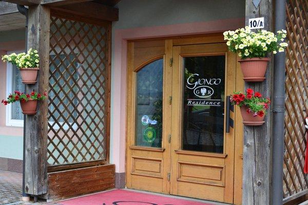 Foto esterno in estate Giongo