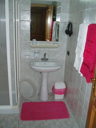 Foto del bagno Residence Giongo