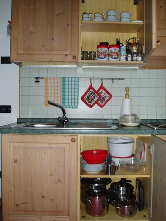 Foto della cucina Giongo