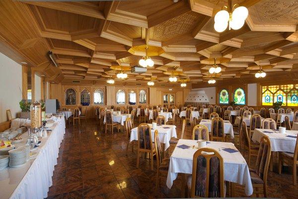 Il ristorante Costa (Folgaria) Grand Hotel Biancaneve