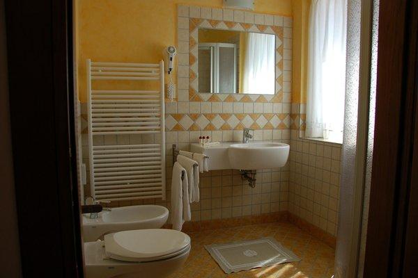 Foto del bagno Grand Hotel Biancaneve
