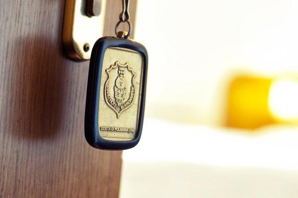 Foto di alcuni dettagli Grand Hotel Biancaneve