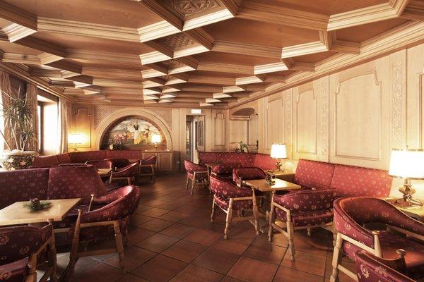 Le parti comuni Grand Hotel Biancaneve