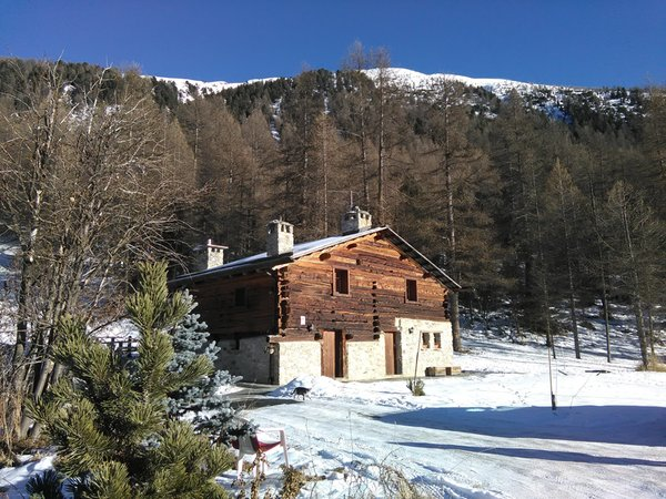 Winter presentation photo Apartments Galli - Pont Lonch