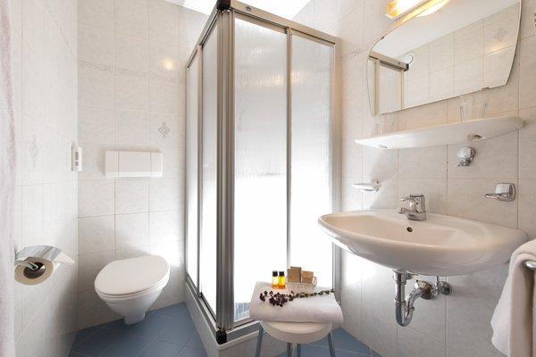 Foto del bagno Hotel Spanglwirt
