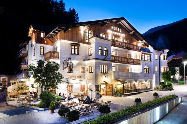 Foto estiva di presentazione Spanglwirt - Hotel