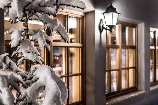Foto esterno in inverno Spanglwirt