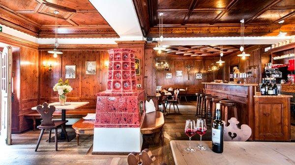 Foto der Stube Restaurant Spanglwirt
