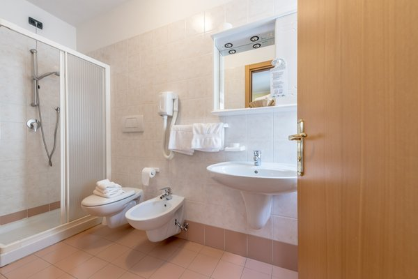 Photo of the bathroom Hotel Pezzotti
