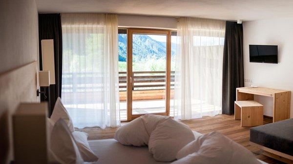 Foto vom Zimmer La Casies - Mountain Living Hotel