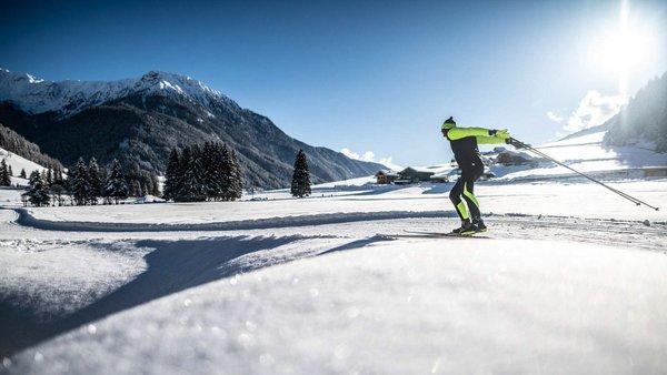 Winter activities Plan de Corones - Kronplatz