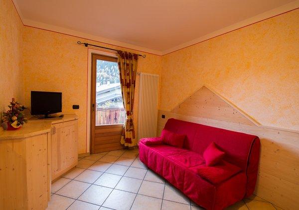 Il salotto Chalet La Rugiada - B&B + Appartamenti