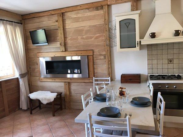 Photo of the kitchen Casa Ferrazza