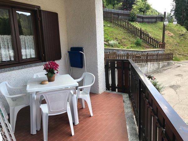 Photo of the balcony Casa Ferrazza