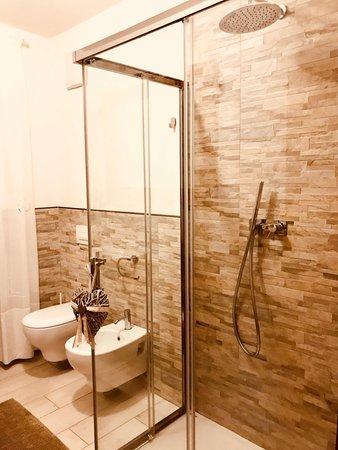 Photo of the bathroom Apartments Casa Ferrazza