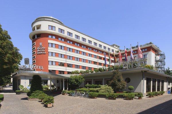 Summer presentation photo Grand Hotel Trento