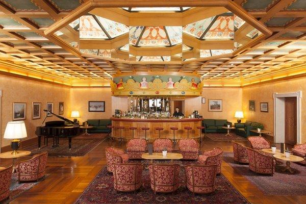 Photo of the bar Grand Hotel Trento