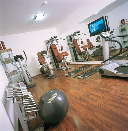 Foto della zona fitness Hotel Sartori's