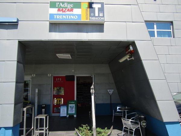 Foto esterno in estate Al Marinaio