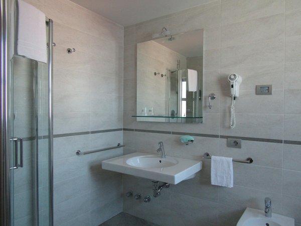 Foto del bagno Garni-Hotel Al Marinaio