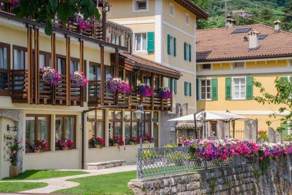 Foto estiva di presentazione San Giorgio della Scala - Garni-Hotel 3 stelle