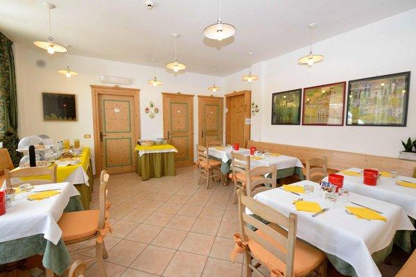 Il ristorante Trento San Giorgio della Scala