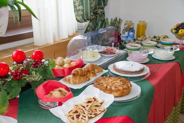La colazione Garni-Hotel San Giorgio della Scala
