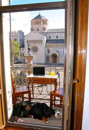 Photo of the balcony Venezia