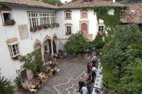 Foto estiva di presentazione Affittacamere Villa Bertagnolli
