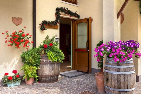 Foto esterno in estate Prà Sec'