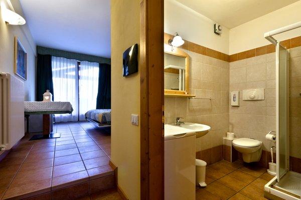 Foto del bagno Appartamenti in agriturismo Prà Sec'