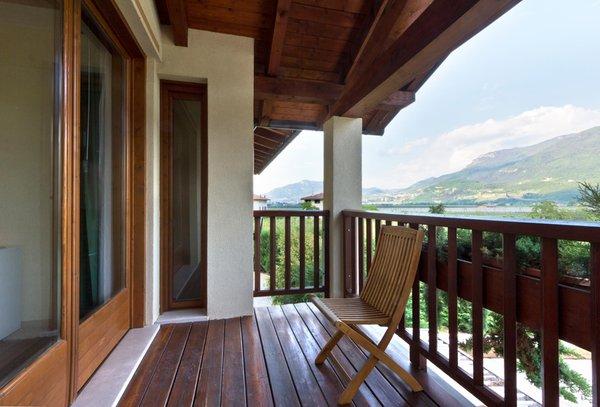 Foto del balcone Prà Sec'