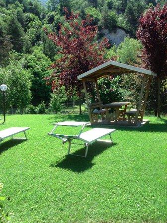 Foto del giardino Trento