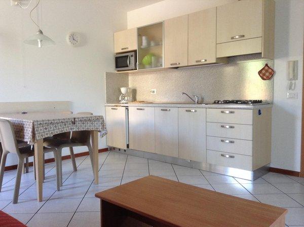 La zona giorno La Decima - Camere + Appartamenti in agriturismo 3 fiori