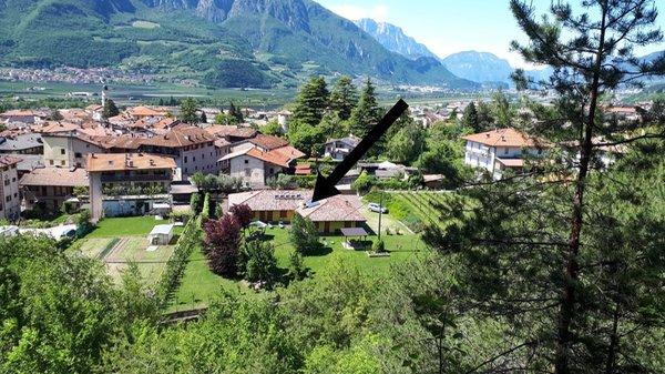 Position Rooms + Apartments in farmhouse La Decima Trento