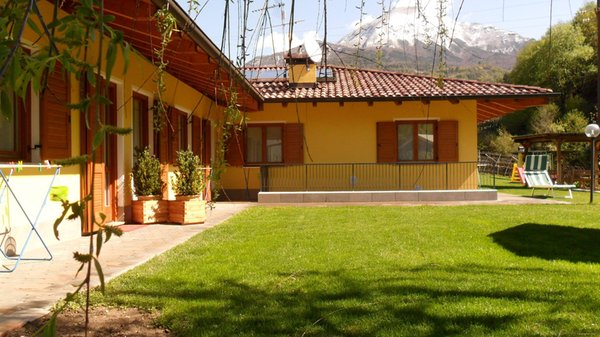 Photo exteriors in summer La Decima