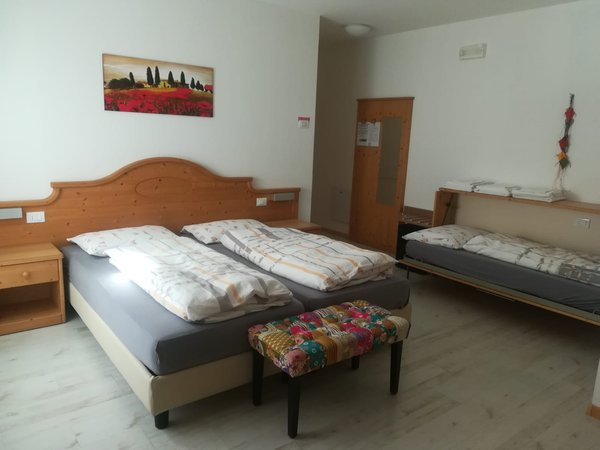 Foto della camera B&B + Appartamenti in agriturismo La Decima