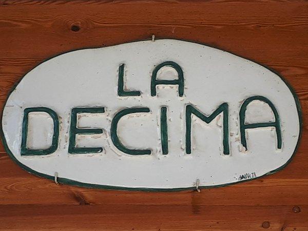 Logo La Decima