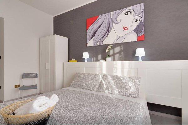 Foto della camera Bed & Breakfast Margot