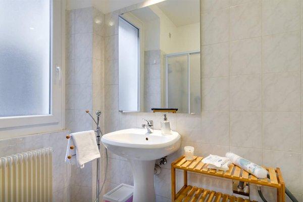 Foto del bagno Bed & Breakfast Margot