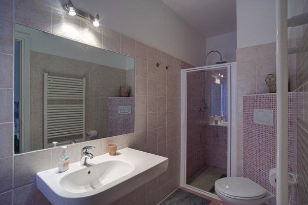 Foto del bagno Bed & Breakfast La Malvasia