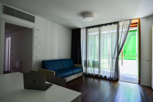 The living area Residence Komodo Apartments