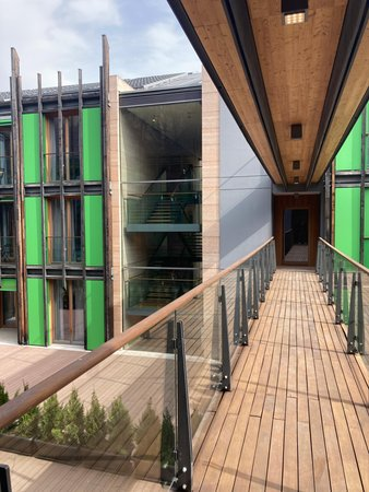Photo exteriors Residence Komodo Apartments