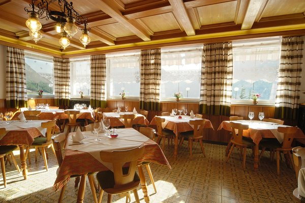 The restaurant Trento Karinhall