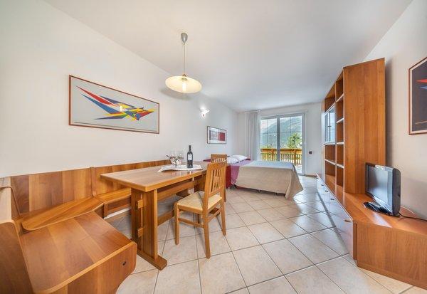 The living area Hotel Karinhall