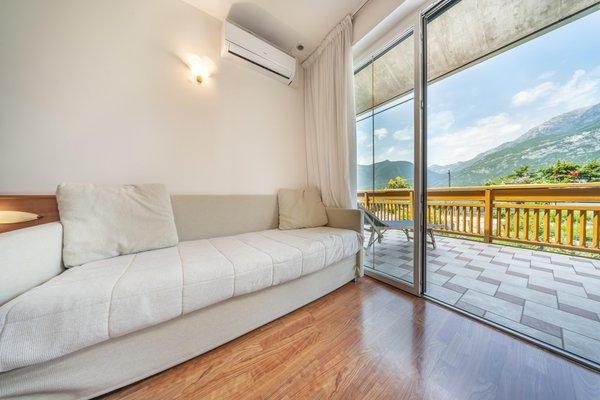 The living room Hotel Karinhall