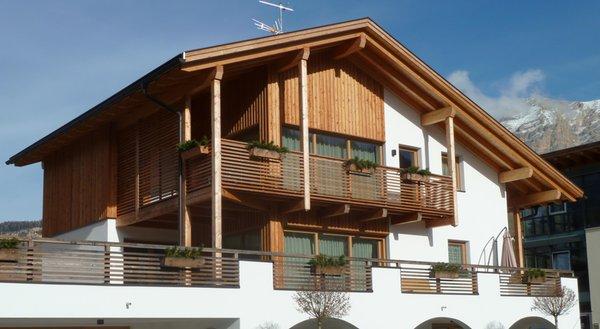 Foto invernale di presentazione Appartamento Te Plaza