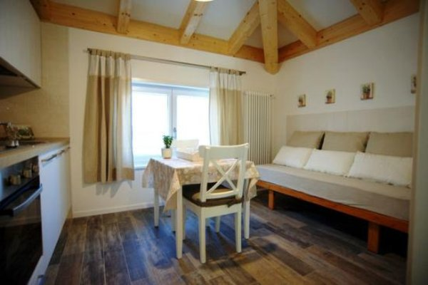 La zona giorno Bed & Breakfast Residenza Iris