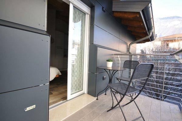 Foto del balcone Residenza Iris